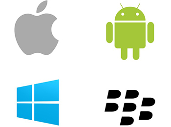 support iOS, Android, Windows Phone, BlackBerry