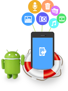 Android Data Recovery – Recover Deleted/Lost Data from