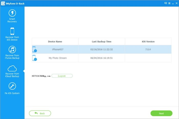 How to Recover Deleted Skype Messages on iPhone/iPad