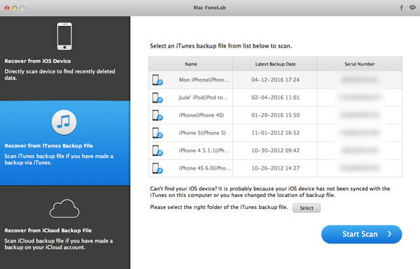 iPhone Backup Extractor Mac – How to Extract Data from